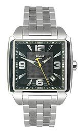 Tissot Men's Quadrato watch #T005.510.11.057.00