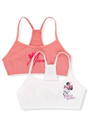 2 Pack Minnie Mouse Seamfree Crop Tops
