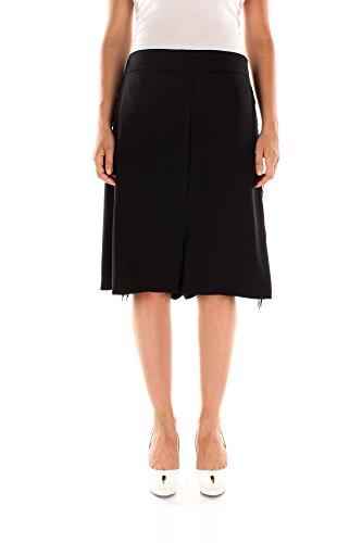 Shorts Pinko Donna Poliestere Nero 1N118CY2EEZ99 Nero 44