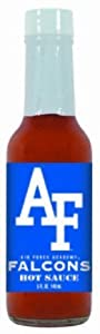 Hot Sauce Harrys 1619 Air Force Academy Falcons Hot Sauce Cayenne - 5oz from Hot Sauce Harry's