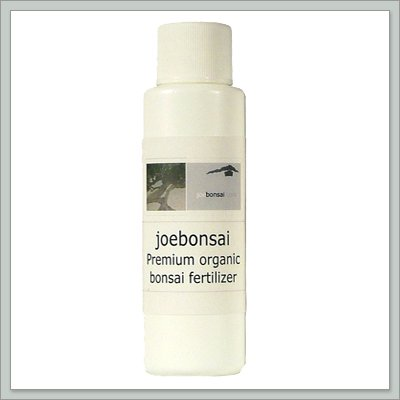 Buy Joebonsai Premium Liquid Bonsai Fertilizer | 8 Oz. – By joebonsai