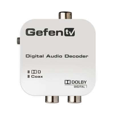 Digital to Analog Audio Converter