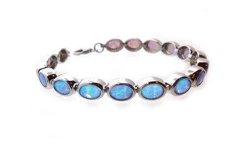 opal-bracelet-sterling-silver-with-vibrant-blue-opals-adjustable-length-in-a-presentation-box