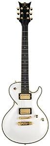 DBZ / Diamond Guitars BOLAB-WH Bolero AB Electric Guitar, White