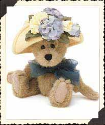 "Boyds Bears & Friends Nanette Dubeary 6"" Plush Bear"
