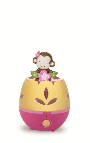 Kids Line Humidifier, Miss Monkey (Discontinued by Manufacturer) - 1