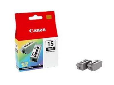 Canon BCI15BK Encre noire originale
