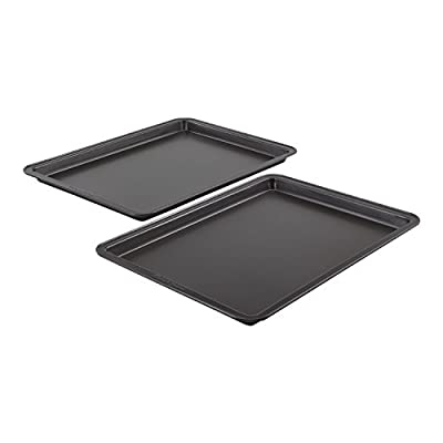 Baker's Secret 2-pc Small Cookie Sheet Value Pack