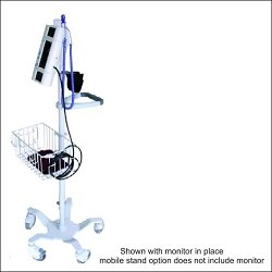 Cheap Patient Monitor-Adview Blood Pressure Monitor Mobile Stand (9000M)