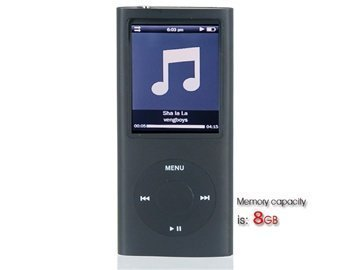 Statistics For 8Gb 2.2 Lcd Screen Mp4 Player Containing 0.3M Camera (Black)