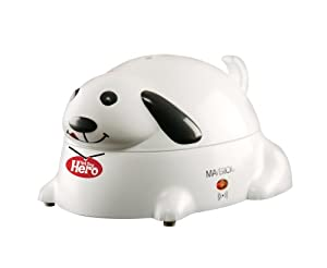Maverick HC-01 Hero Electric Hot-Dog Steamer, White