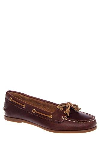 Audrey Slip On Boat Shoe