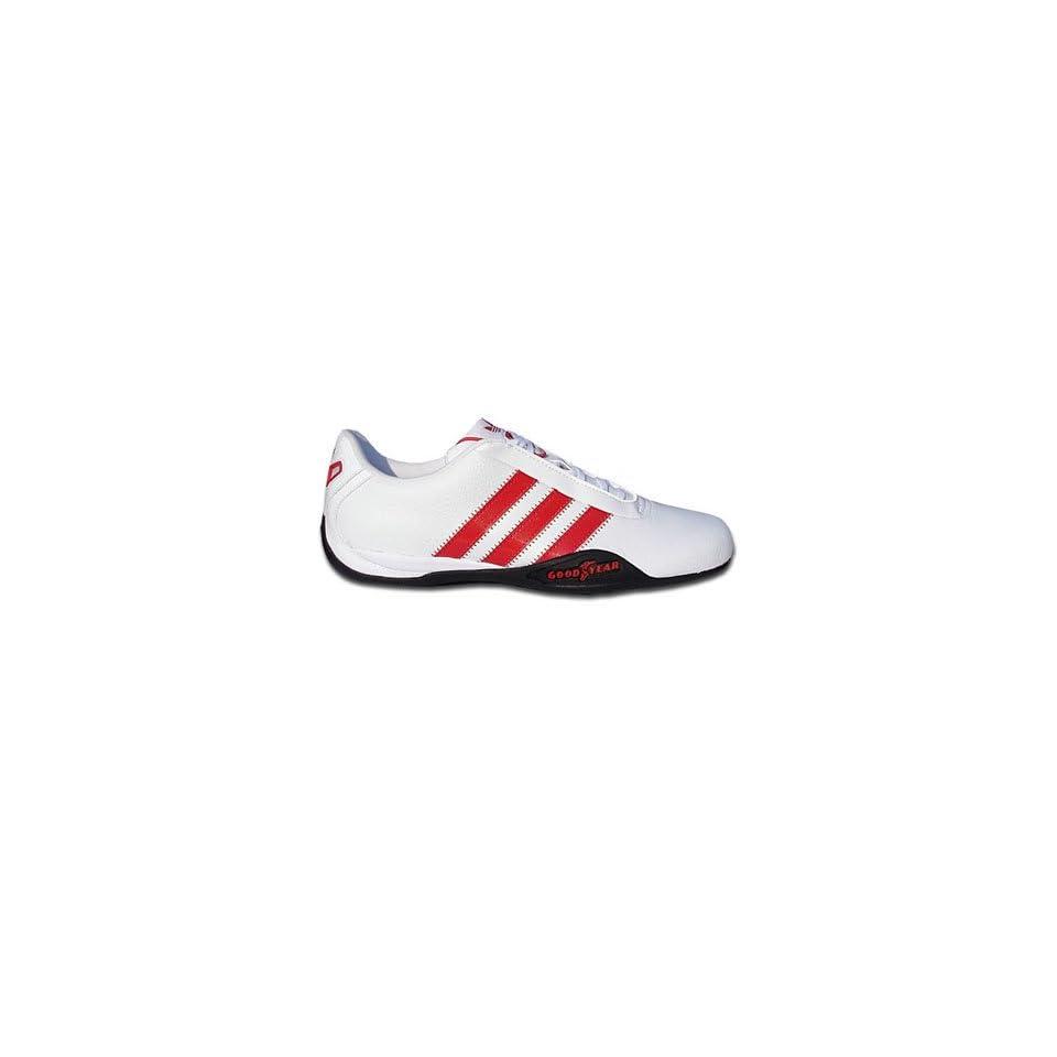 a036428b4be9 ADIDAS GOODYEAR RACE Schuhe, Weiss Rot 654338 Schuhe on PopScreen