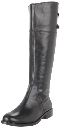Vince Camuto Women's Vc-Keaton Riding Boot,Black,7.5 M US
