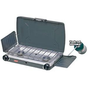 Coleman 2-Burner Outdoor Stove – Green
