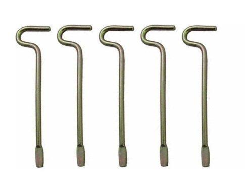 8 Kwikset Emergency Keys for Interior Door Locksets (8) (Emergency Door Key compare prices)
