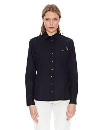 Oxbow Camisa Malur Negro