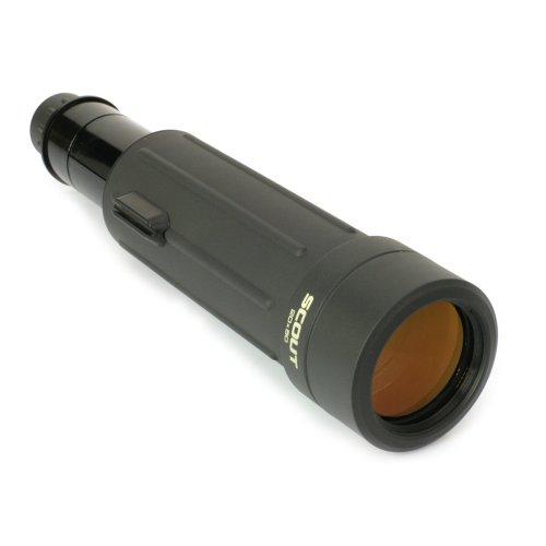 Yukon Advanced Optics Scout 30X50 Wide Angle Spotting Scope