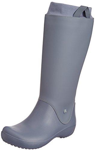 [クロックス] CROCS Rainfloe Boot W 12424 4EJ (Storm/Storm/W8)