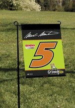 NASCAR Mark Martin 2-Sided Garden Flag 13-by-17 inches by BSI