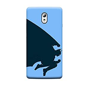 iCover Premium Printed Mobile Back Case Cover With Full protection For Lenovo Vibe P1M (Designer Case)