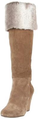 BCBGeneration Women's Mocha Knee-High Boot,Coconut,6.5 M US