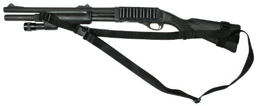 Specter Gear Cqb 3 Point Sling With Erb, Fits Remington 870 And 1187 With Standard Fixed Stock, Black front-815292