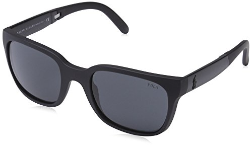 Sunglasses Polo PH 4089 528487 RUBBER BLACK