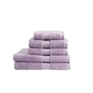 Orchid Purple Towel Set