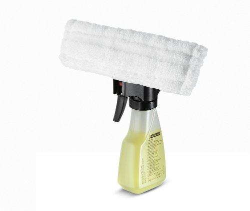 Karcher Spray Bottle and Microfibre Cleaning Head