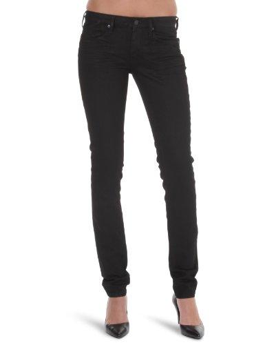 Le Temps des Cerises - Jeans slim, donna Nero (Black - Noir) 44/46 IT (31W/32L)