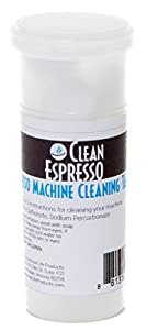 SALE!! 50% Off - CleanEspresso Espresso Machine Cleaning Tablets - 20 Count. Save Money By Selecting Our 20-Tablet Package. Save Even More By Selecting the 50-Tablet Option. by CleanEspresso