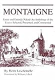 Montaigne: Entire and Entirely (0533137136) by Montaigne, Michel De