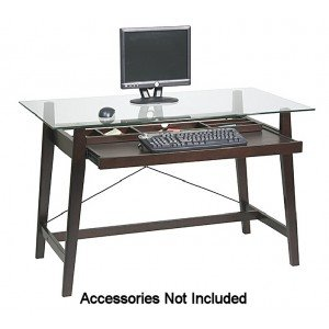 Buy Low Price Comfortable Office Star Tribeca Computer Desk (B004ZRDX6M)
