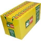 Swan Extra Slim Filter Tips 120pcs/Box 20box/Pk
