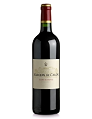 Marquis de Calon 2009 - Single Bottle