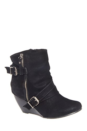 Belen Mid Wedge Bootie