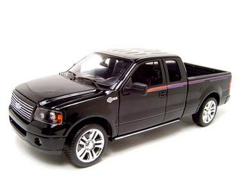diecast car: 2006 FORD F-150 HARLEY DAVIDSON 1:18 DIECAST MODEL