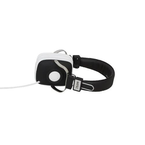 WeSC ヘッドホン/ Maraca (black)の写真02。おしゃれなヘッドホンをおすすめ-HEADMAN(ヘッドマン)-