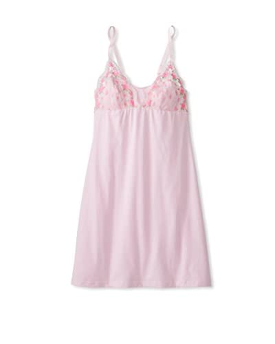 Cosabella Women's Del Mar Babydoll  [Providence Pink]