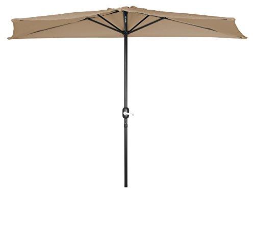 half canopy umbrella buy half canopy umbrella at findole