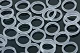 "Clear 1/8"" 6.5 Oz - Orthodontic Elastic-for Braces - Dental Rubber Bands"
