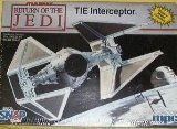 Star Wars Return of the Jedi Tie Interceptor Model Kit (Star Wars Amt Model Kit compare prices)