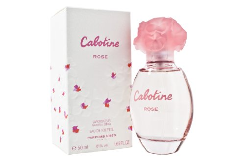 Cabotine Rose Eau De Toilette Spray for Women 50ml