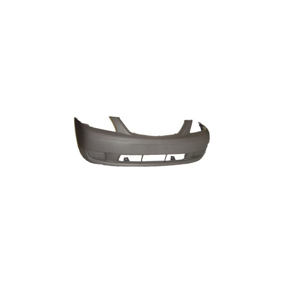 OE Replacement Mazda MPV Front Bumper Cover (Partslink Number MA1000163)