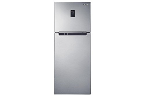 Samsung RT27HDRZESA Frost-free Double-door Refrigerator (253 Ltrs, 4 Star Rating, Metal Graphite)