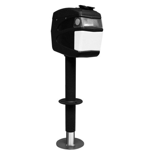 Ultra-Fab 38-944022R Odyssey 3000 Electric Tongue Jack Black 3000 Lb - Factory Remanufactured