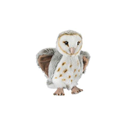 Wild Life Artist Barn Owl Plush - 1