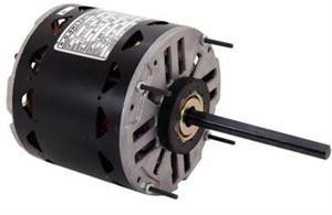 1 2 hp 115 volt 4 speed 1075 rpm furnace blower motor for Electric furnace blower motor replacement