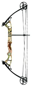 Alpine Mens Ruckus RH No.50 Youth Bow, Camo by ALPINE ARCHERY